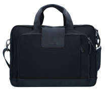 Jersey Aktentasche 39 cm Laptopfach black