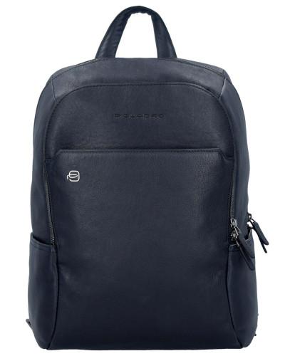 Piquadro Herren Black Square Rucksack Leder 39 cm Laptopfach blue Rabatt Neueste Wirklich Online Bestbewertet Günstig Kaufen Günstig Kaufen Suche RmvwNT