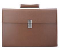 French Classic 3.0 BriefBag FS Aktentasche Leder 41 cm brown