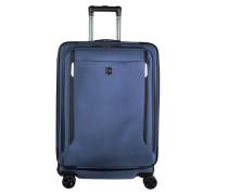 Werks Traveler 5.0 Trolley 4-Rollen 61 cm blue