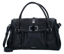 Handtasche 36 cm black