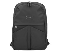 Lady Tech Business Rucksack 40,5 cm Laptopfach black