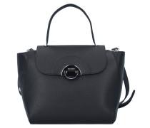 Madison Alegra Handtasche Leder 27 cm black