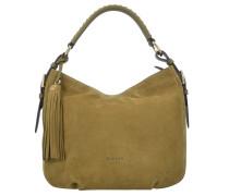 Chelsea Baby Aisha Shopper Tasche Leder 35 cm bronzo verde