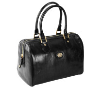 Story Donna Barrel Bag Henkeltasche Leder 30 cm