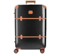 Bellagio 4-Rollen Trolley III 82 cm black/brown