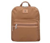Elba Backpack 3 Rucksack 33 cm camel