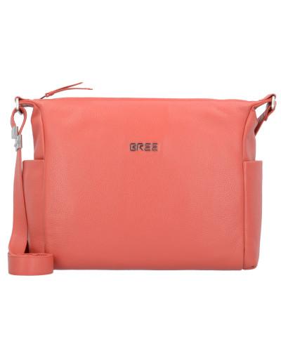 Billig Kaufen Bestellen BREE Damen Nola 3 Schultertasche Leder 34 cm massai red Sammlungen Online-Verkauf Auslass Niedriger Preis cmvhDtF
