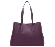 Dione Maxi Shopper Tasche Leder 33 cm