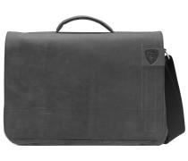 Richmond Messenger Leder 40 cm Laptopfach