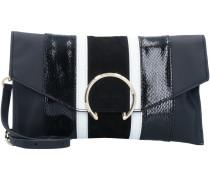 Fancy Clutch Tasche Leder 28 cm