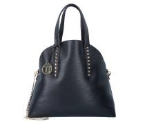 Aspen Ecosaffiano Shopper Tasche 40 cm black