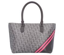Vaniglia Shopper Tasche 30 cm taupe