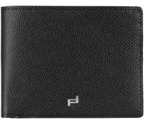 French Classic 3.0 CardHolder H9 Visitenkartenetui Leder 11 cm black