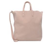 Eleven Shopper Tasche Leder 36 cm sand