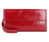 Glossy Samantha Clutch Tasche Leder 23 cm