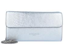 MariaF8 Clutch Tasche 22,5 cm silvercolored