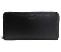 Liv 111 Geldbörse Leder 19 cm black