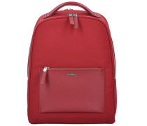 Zalia Rucksack 44 cm Laptopfach red