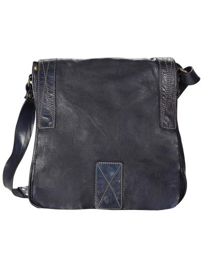 Campomaggi Damen Milan Umhängetasche Leder 30 cm blue Online-Bilder Verkauf Auslass Günstiger Preis Zum Verkauf Großhandelspreis Online-Verkauf Dxg2jSCyK