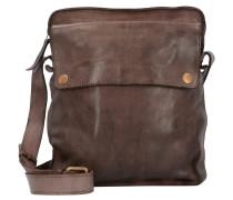 Saddle Umhängetasche Leder 21 cm brown