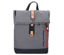 Blade Business Rucksack 45 cm Laptopfach grey