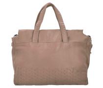 Yao Shopper Tasche Leder 40 cm tosa inu brown
