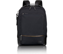 Harrison Bates Rucksack 42 cm Laptopfach black nylon