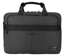 Cityvibe Aktentasche 43 cm Laptopfach jet black