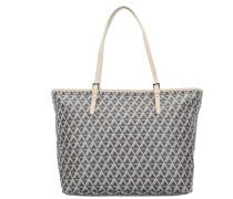 Ikon Shopper Tasche 35 cm marron
