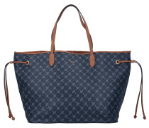 Cortina Lara Shopper Tasche 51 cm blue