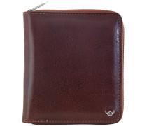 Colorado Classic Geldbörse Leder 10,5 cm tabacco