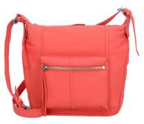 Trotteur Mini Bag Schultertasche Leder 22 cm pasteque