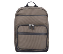 Fairbrook Laptop Rucksack 43 cm Laptopfach bronze black