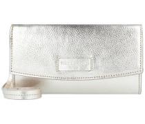 Essential Clutch Tasche Leder 21 cm