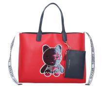 Iconic Tommy Mascot Shopper Tasche 41 cm
