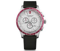 Alliance Sport Chronograph Edelstahl