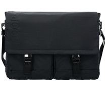 Kimon Naviga Messenger Aktentasche 40 cm Laptopfach black