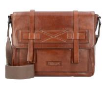 Casentino Messenger Leder 32 cm marrone tb rut.sc.opaco