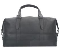 Dakota Weekender Reisetasche Leder 50 cm schwarz
