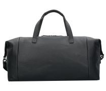 Kopenhagen Weekender Reisetasche Leder 52 cm black