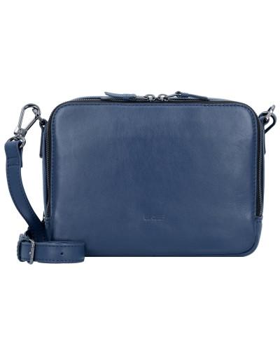 Rabatt BREE Damen Nieva 1 Umhängetasche Leder 22 cm ombre blue velor Heißen Verkauf Zum Verkauf Vermarktbare Verkauf Online XimYu
