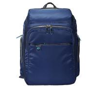 Celion Rucksack 45 cm Laptopfach blau