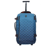 VX Touring Expandable 2 in 1 2-Rollen Trolley 57 cm dark teal
