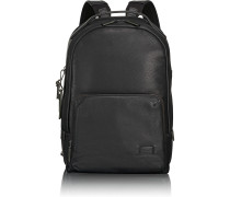 Harrison Webster Rucksack Leder 45 cm Laptopfach