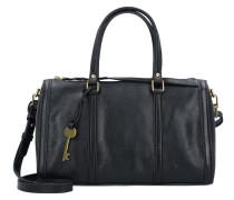 Kendall Handtasche Leder 30 cm black