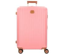 Capri 4-Rollen Trolley 78 cm pink