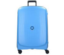 Belmont Plus 4-Rollen Trolley 82 cm hellblau