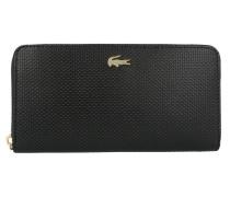 Chantaco Geldbörse Leder 20 cm black