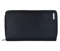 Signature Brieftasche Leder 21 cm